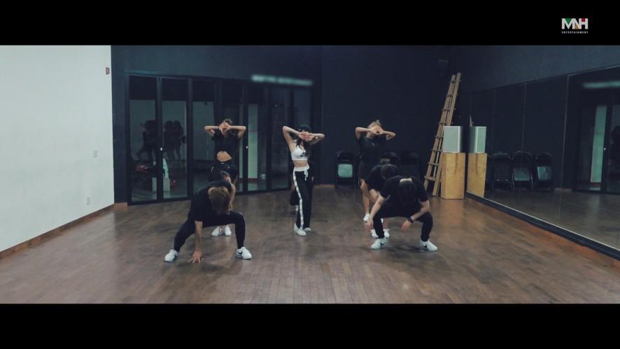 """청하(CHUNG HA) - """"BB"""" 안무 영상 (Dance Practice)"""