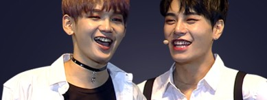 "2018 SANGGYUN X KENTA 1st Fan-meeting ""RE:BORN"""