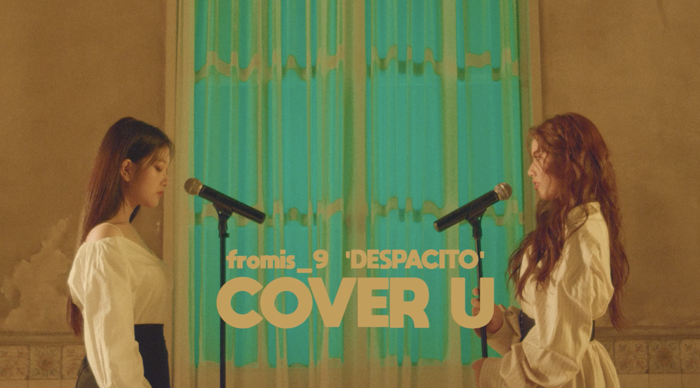 [COVER U] fromis_9 'DESPACITO' (Originally sung by Luis Fonsi)