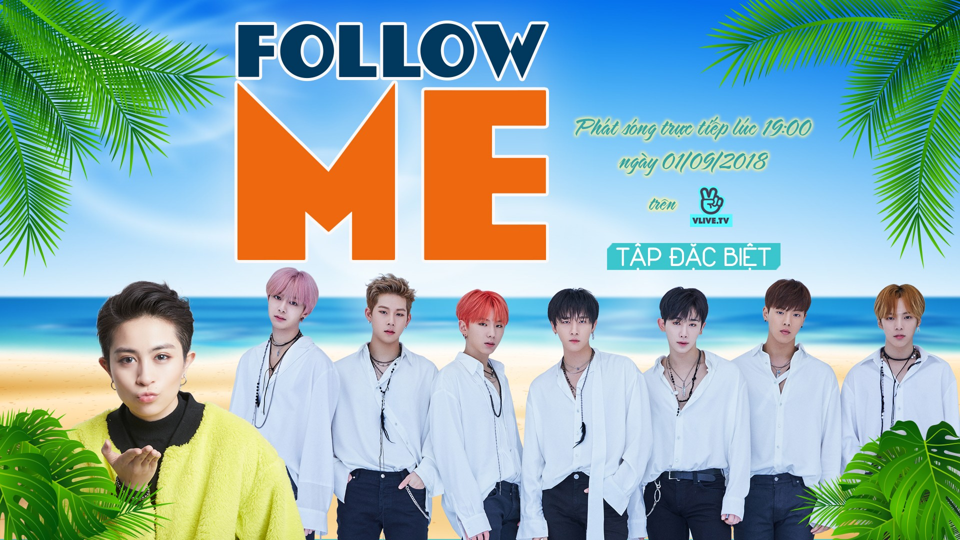 [Special Ep] Follow Me with MONSTA X