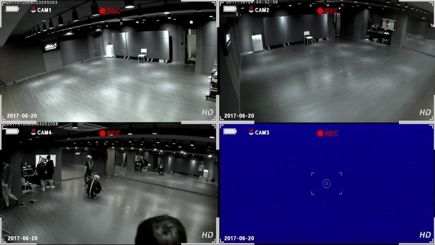 Diamond Crunch CCTV 2018. 06. 20