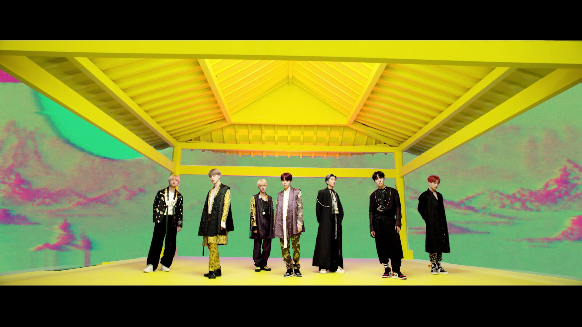 BTS (방탄소년단) 'IDOL' Official Teaser