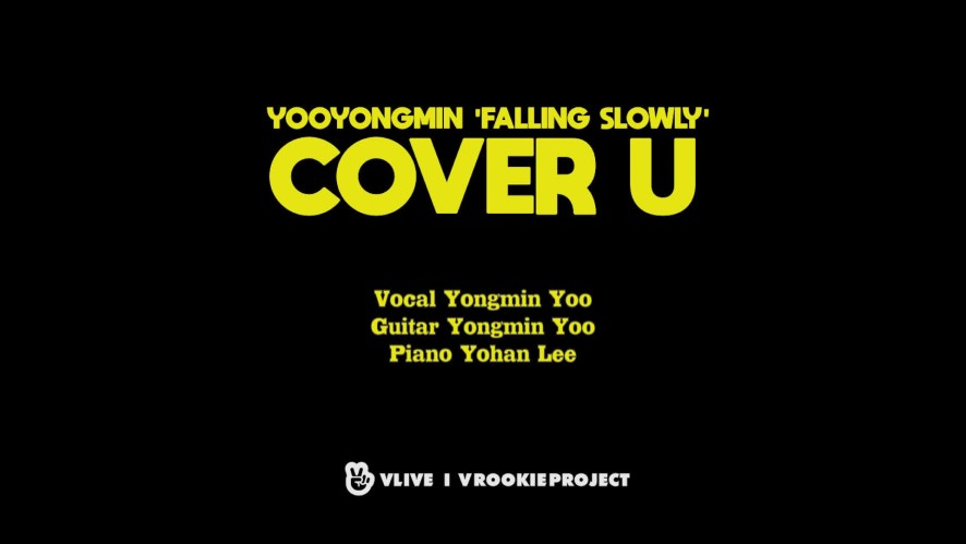 [COVER U_AUDIO ONLY] Falling Slowly - Glen Hansard & Marketa Irglova (Cover by Yongmin Yoo)