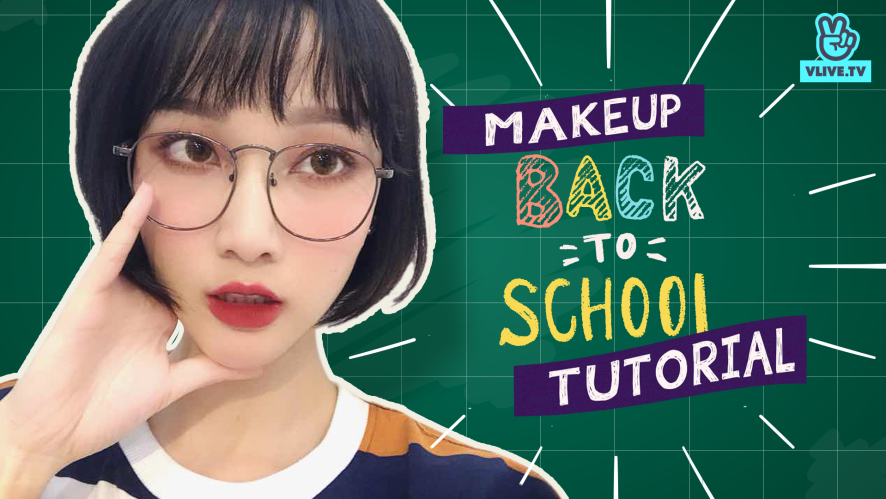 "[BEAUTY] TRANG MING ""BACK TO SCHOOL MAKEUP TUTORIAL"""