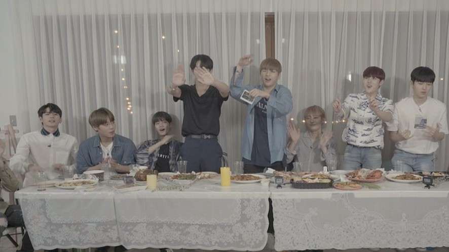 Wanna One 워너원 'Star Road' EP.24