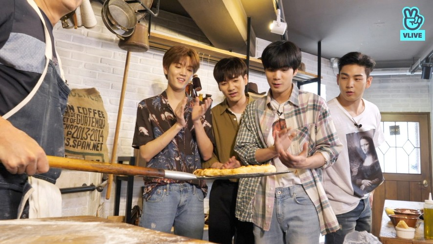 <뉴블의 L.O.Λ.E 도시락>EP1.요리와의 첫만남!/ EP1.The first meeting with the Cooking-NU'EST W's L.O.Λ.E Boxed Meal