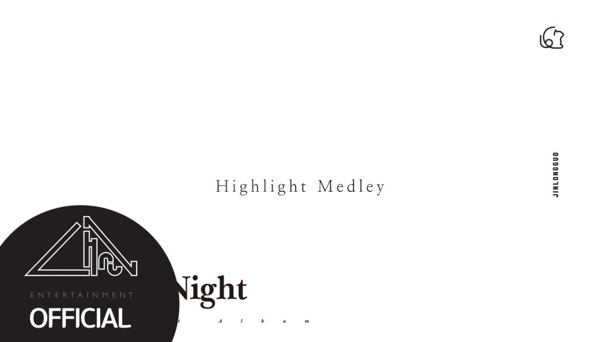 김용국(JINLONGGUO) 1st Mini Album 'Friday n Night' Highlight Medley