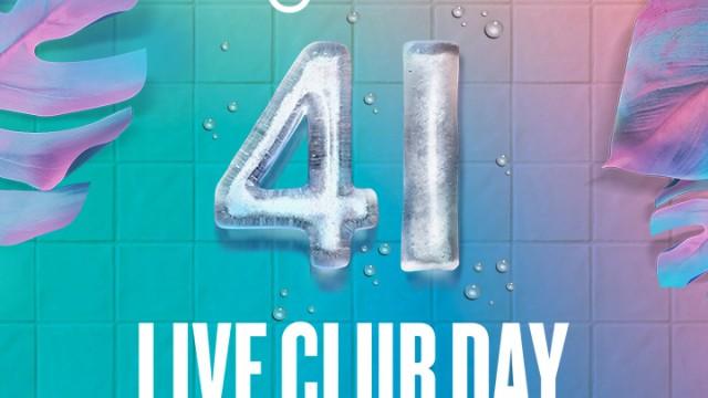 [Replay] LIVE CLUB DAY 41  'V LIVE STAGE' - 위아영, 그_냥, 강전한