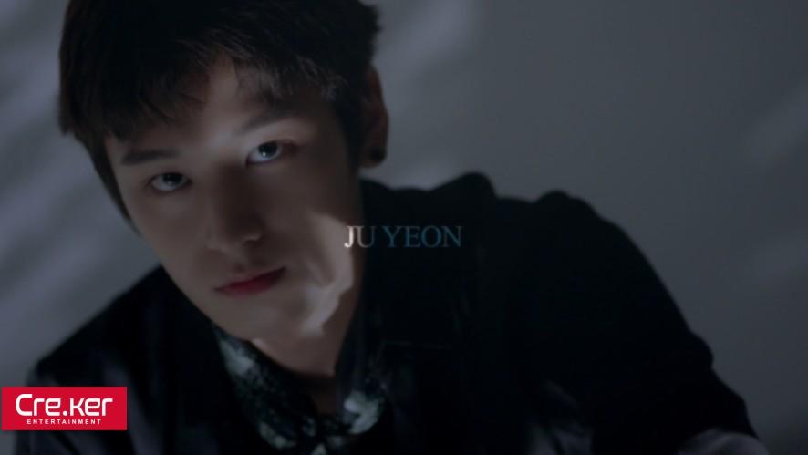 더보이즈(THE BOYZ) X DAZED scene of SPHERE_주연(JUYEON)