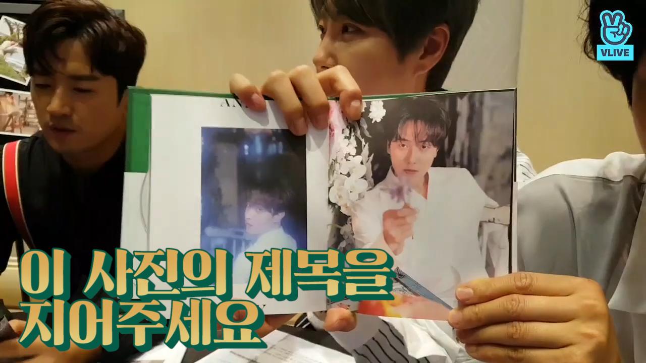 [SHINHWA] 신화 이번 앨범이 진짜 이렇게 좋습니다~❗️ (SHINHWA talking about their new album)