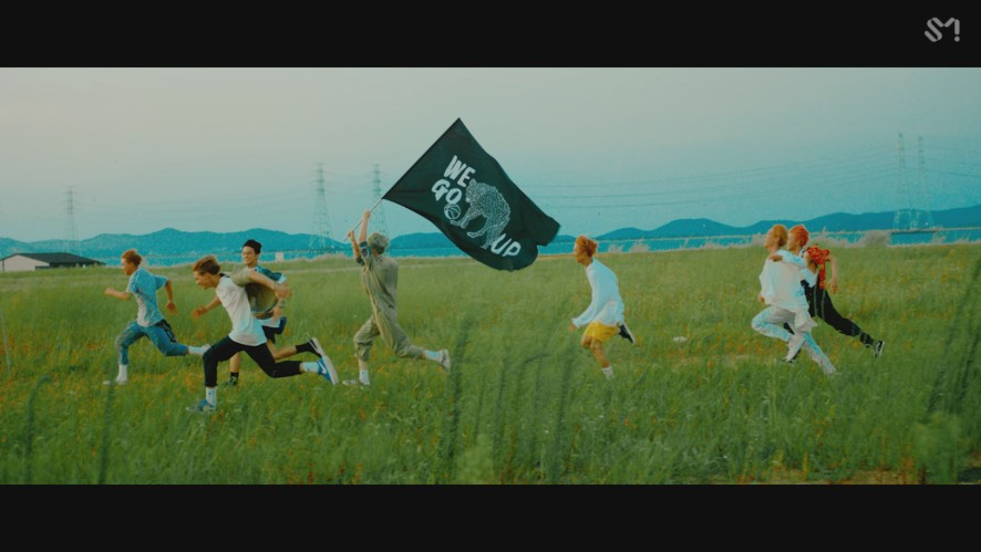 V LIVE - NCT DREAM 엔시티 드림 'We Go Up' MV