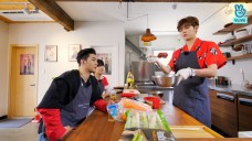 <뉴블의 L.O.Λ.E 도시락>EP3.반찬과 만나다/ EP3.Making side dishes for oneself-NU'EST W's L.O.Λ.E Boxed Meal