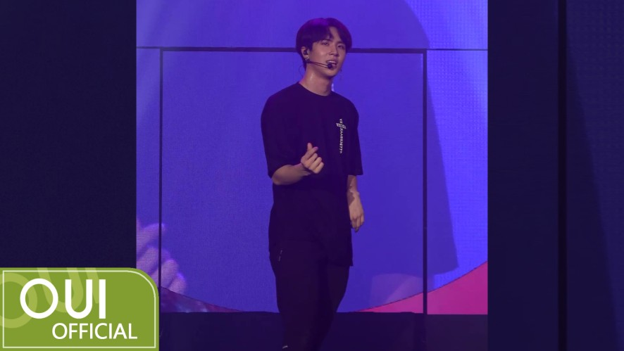 KIM DONG HAN(김동한) - 한국 팬미팅(D-DAY) 리허설 직캠 'D-DAY'