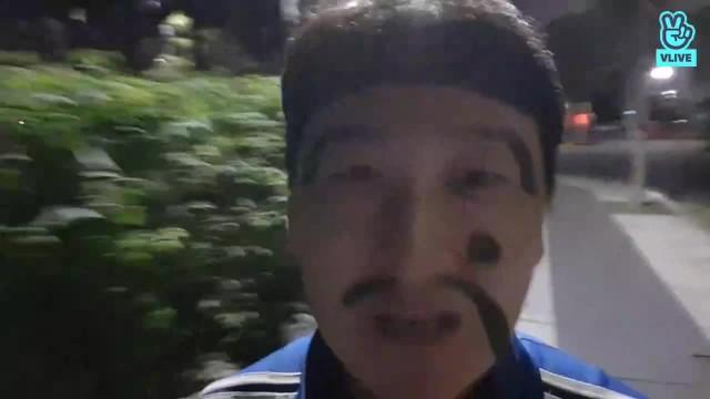 노우진과 함께하는 한국vs일본 결승전!!! 왕십리광장에서!!! 금메달 가즈아~~🏅🏅🏅