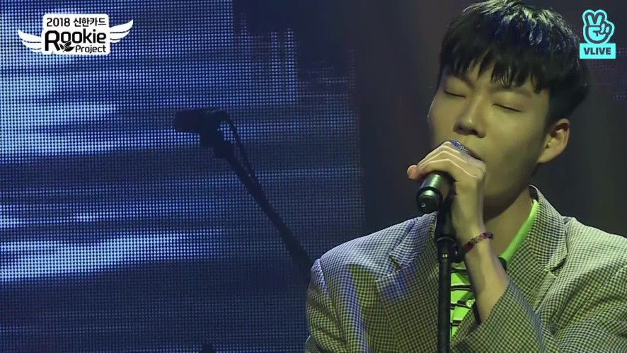 2018 신한카드 루키 프로젝트 TOP 6 라이브 결선 콘서트 :  훈스