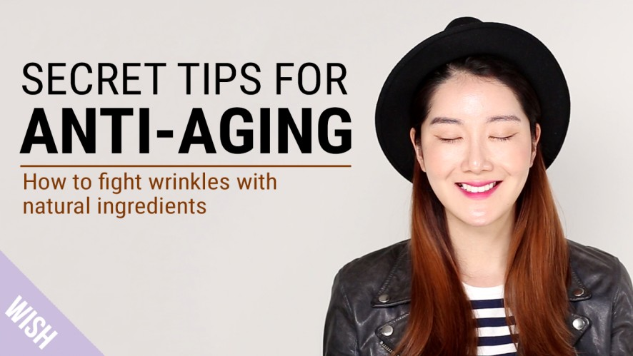 Why Do Korean Girls Look So Young?   Korean Anti Aging Skin Care Tips   Wishtrend TV