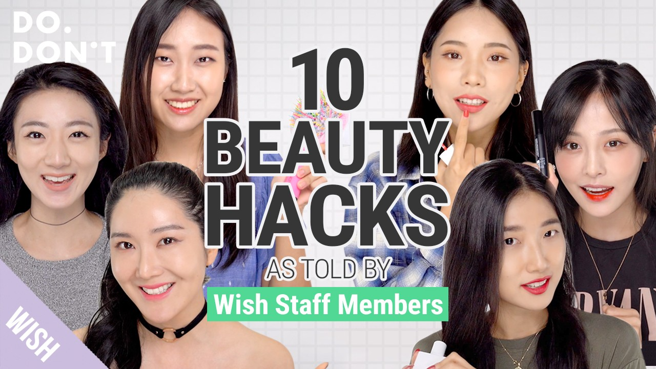 10 Life Changing Beauty & Health Hacks of Wish Members | Do & Don't