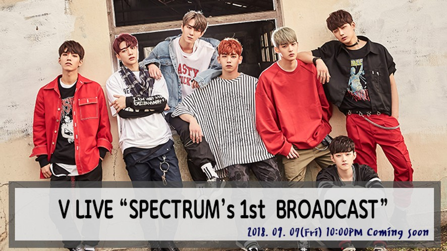 SPECTRUM's 1st BROADCAST