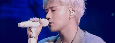 INFINITE Kim Sung-kyu's 1st Solo Concert [SHINE]