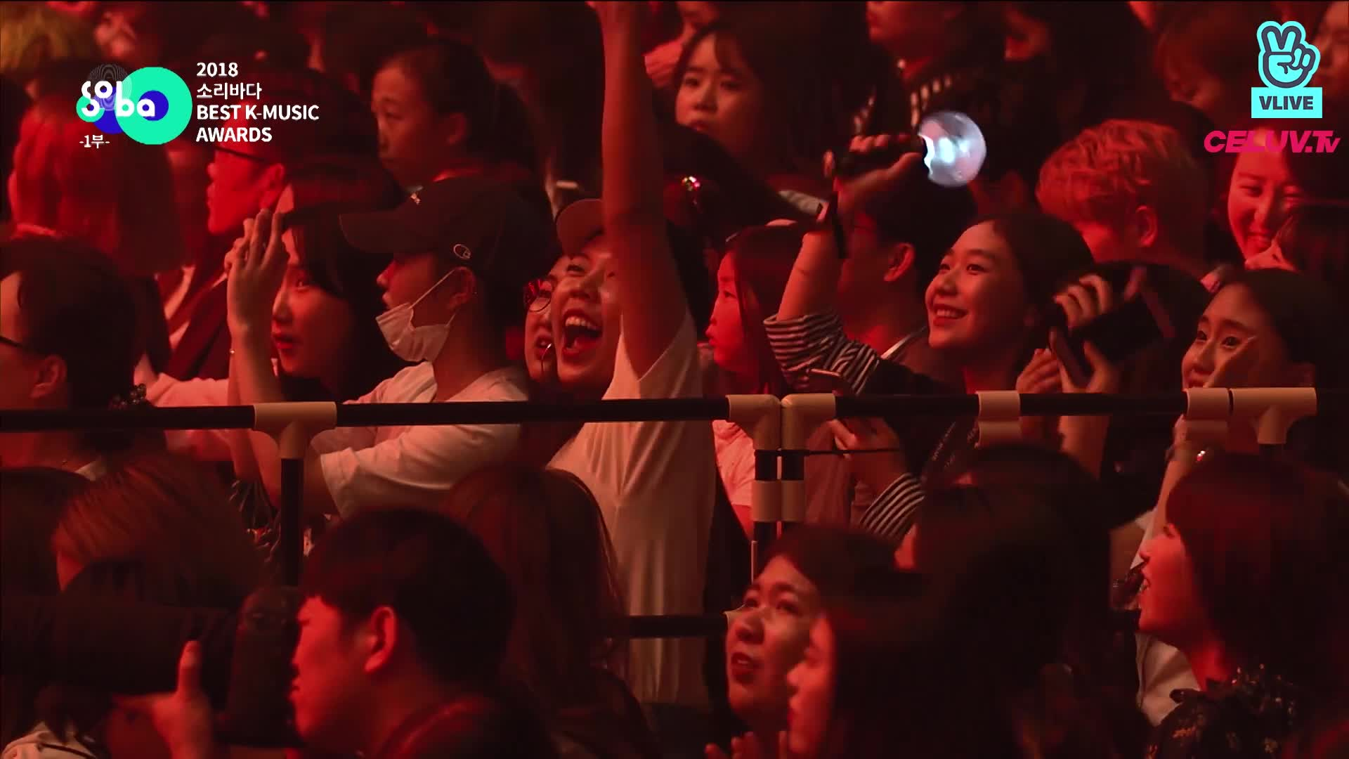 2018 소리바다 베스트 K-뮤직 어워즈-본무대(SORIBADA BEST K-MUSIC AWARDS-LIVE)