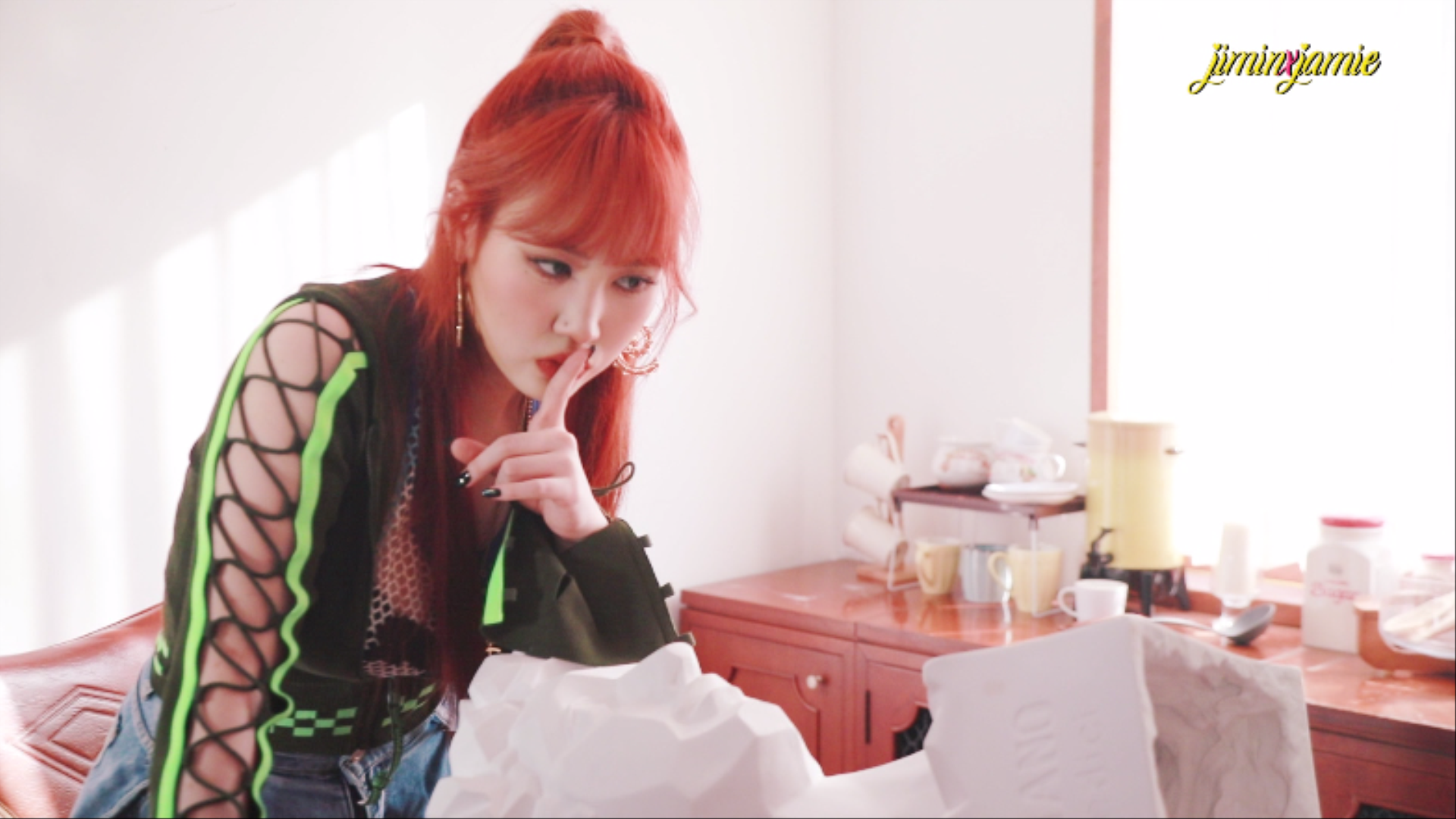 "박지민(Jimin Park) ""April Fools (0401)"" M/V Making Film"