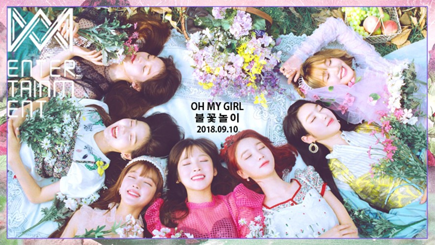 OH MY GIRL 6th Mini Album [Remember Me] '불꽃놀이' Album Preview