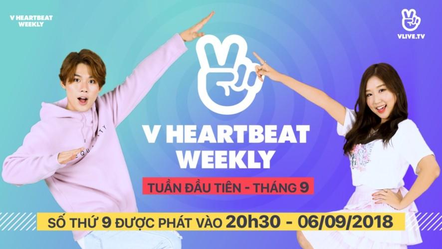 V HEARTBEAT WEEKLY - Tập 9
