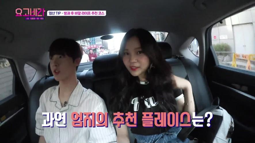 SBS MTV <요고바라> 6화 동시생중계