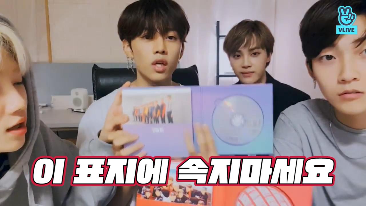 [THE BOYZ] 덥즈가 주인공이라고 생각한다면 천만의 말씀 만만의 콩떡❗️ (THE BOYZ unboxed their new album!)