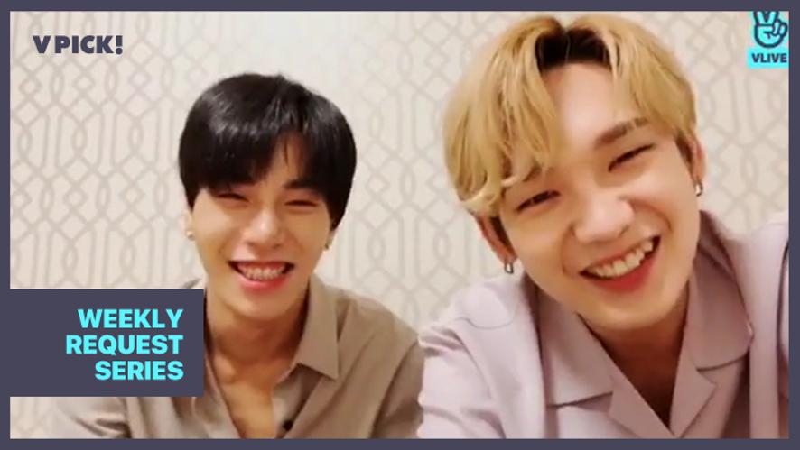 [JBJ95] 젭꿍이들 방공개했95 온도차 쩔95 (JBJ95 showing their rooms)