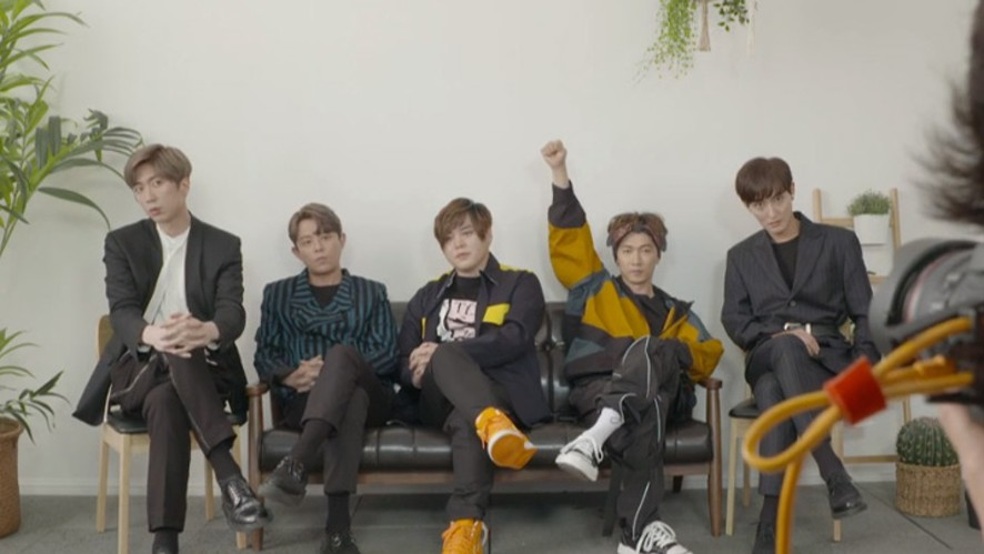 [FULL] High-five Of Teenagers 데뷔 22주년 기념 방송