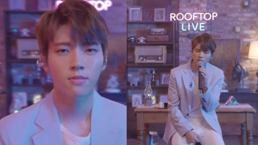 [Full] NAM WOO HYUN X Rooftop Live - 남우현의 루프탑라이브!