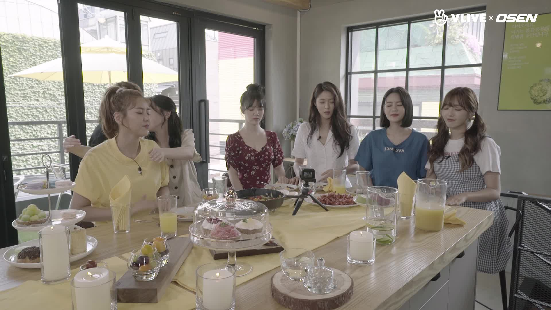 AOA 에이오에이 'Star Road' EP.08