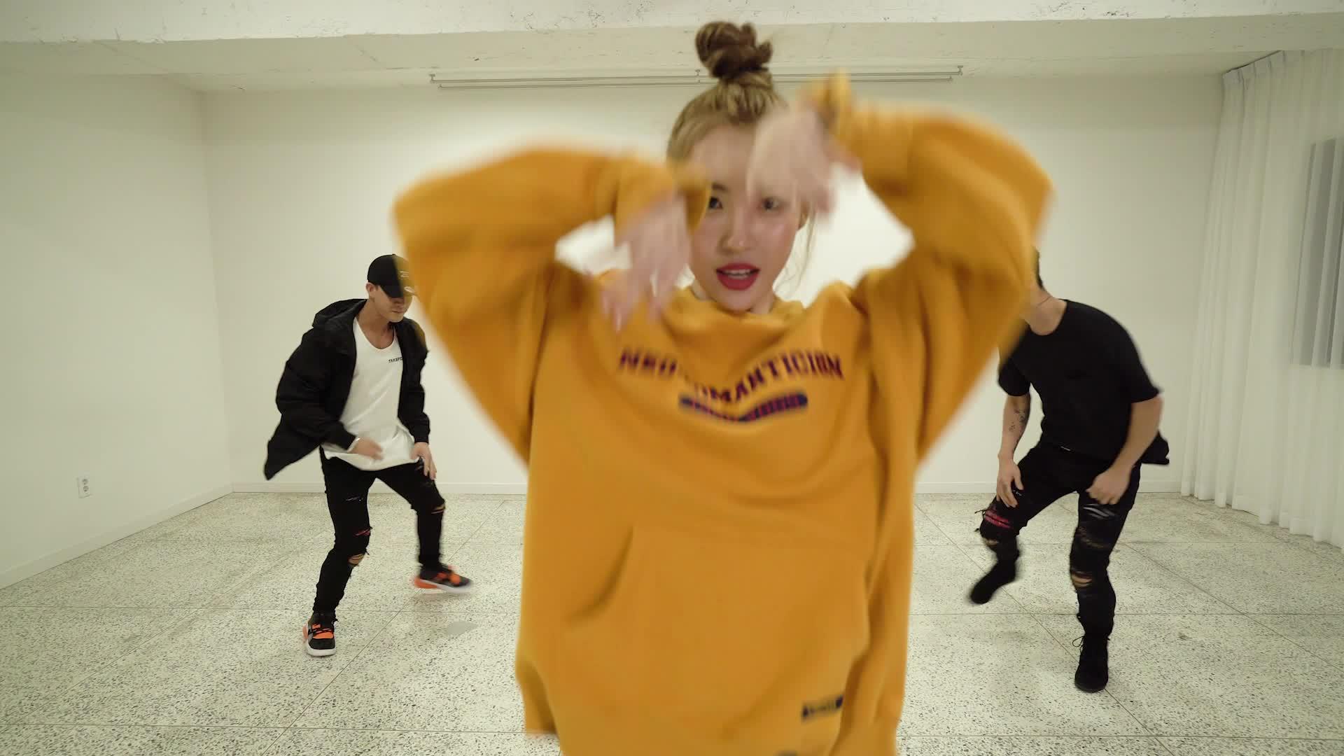선미 SUNMI '사이렌(Siren)' Dance Practice