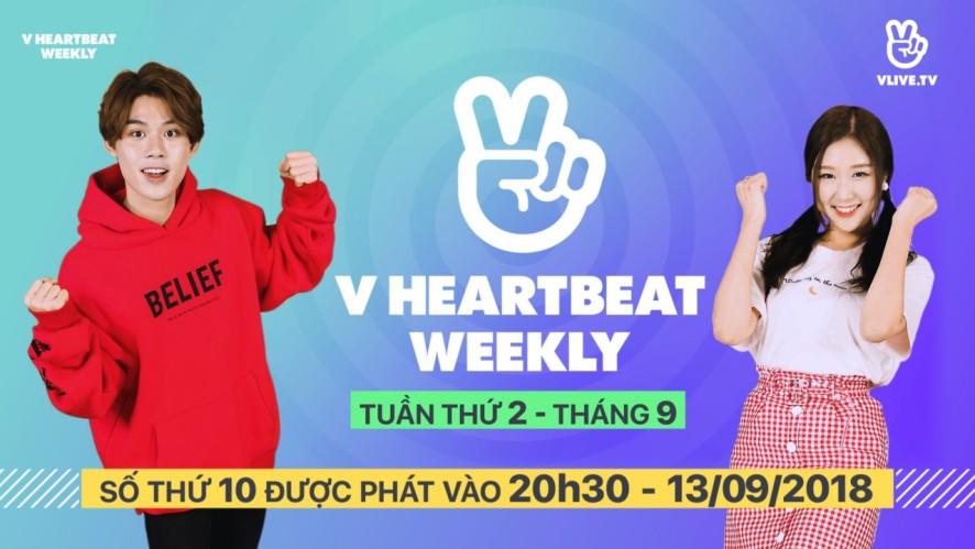 V HEARTBEAT WEEKLY - Tập 10