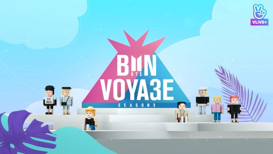BTS <BON VOYAGE 3> Teaser