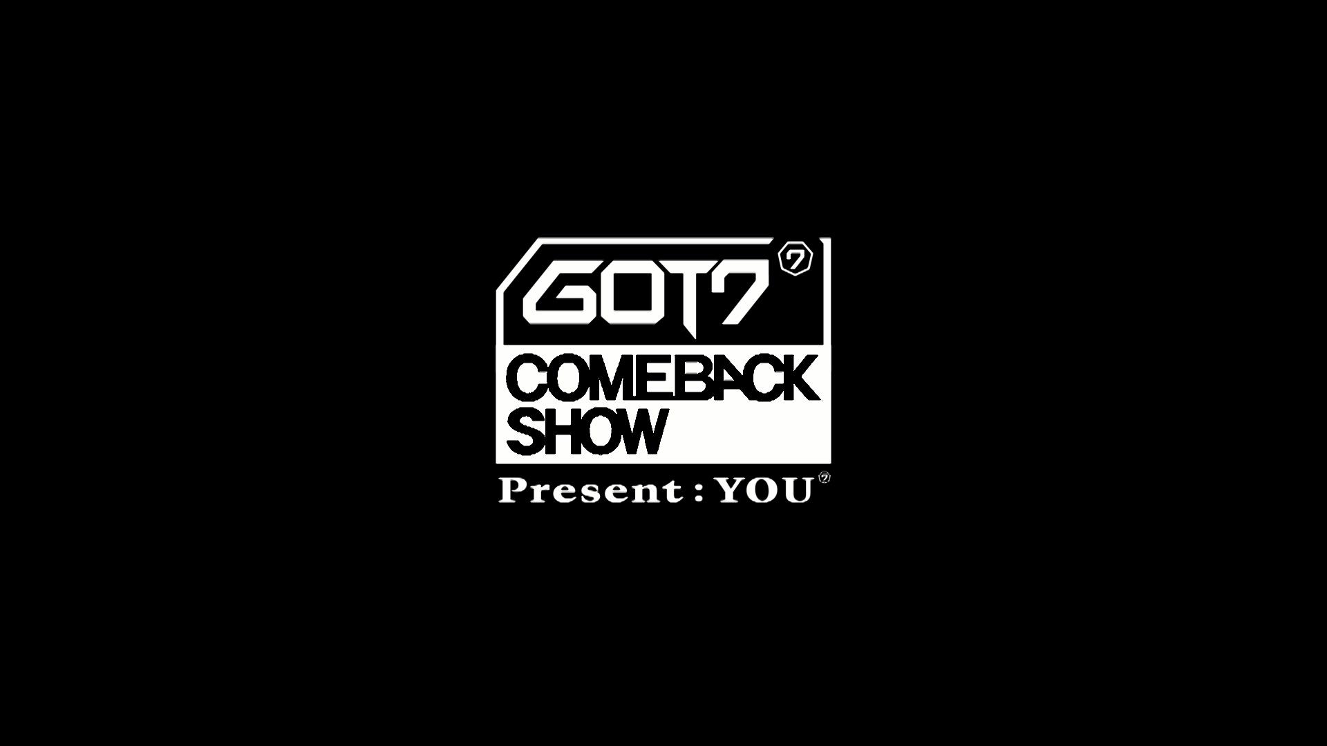 GOT7 COMEBACK SHOW <Present : YOU> Teaser