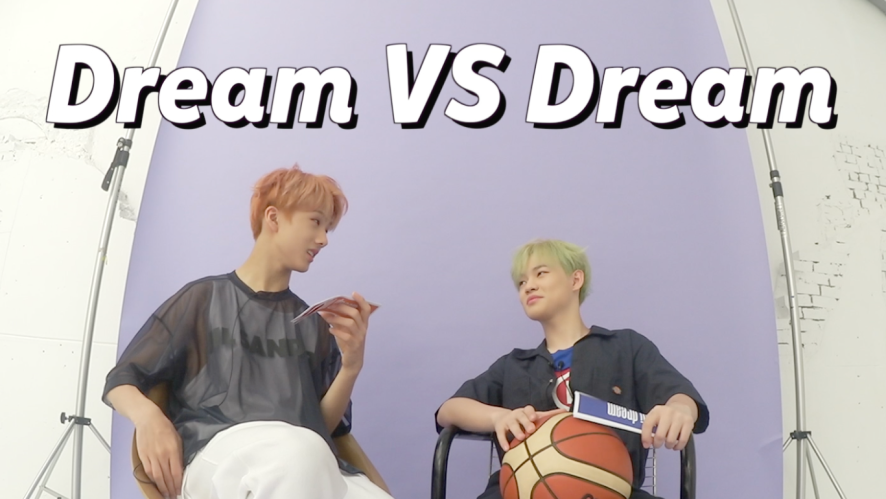 [N'-58] Dream VS Dream | JISUNG VS CHENLE