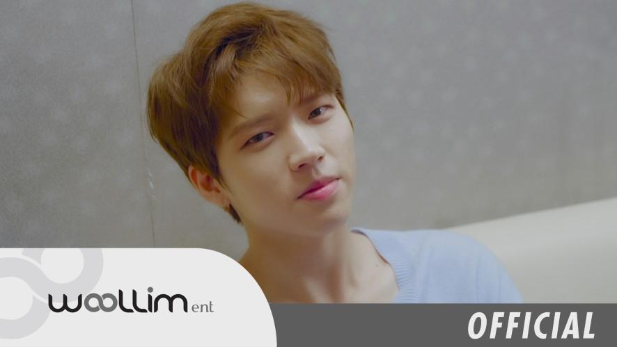 """남우현(Nam Woo Hyun) """"Second Write.."""" 첫 주 비하인드 (1st Week Behind Story)"""