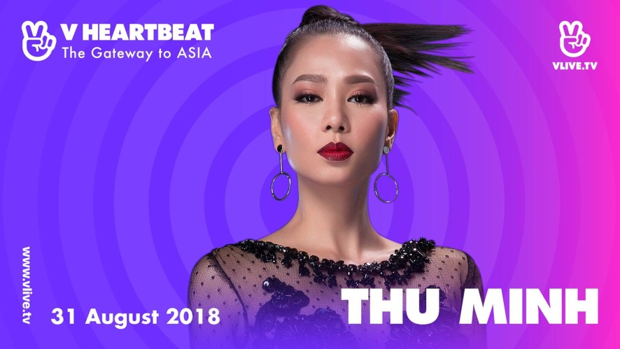 V HEARTBEAT LIVE AUGUST - THU MINH  [SPECIAL STAGE]