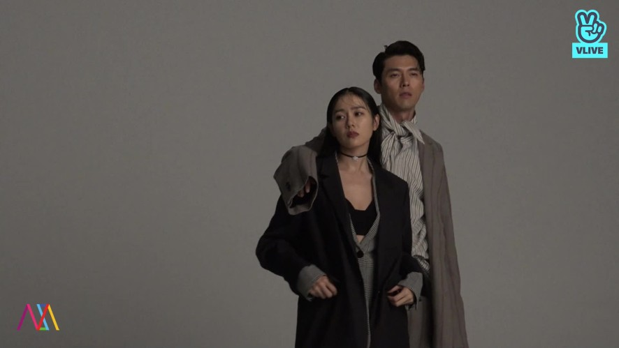 [손예진]독점공개! 협상으로 만난 흥행퀸&킹의 커플 화보 현장!