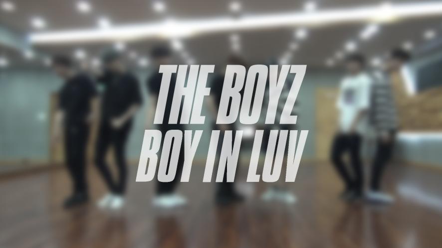 더보이즈(THE BOYZ) '상남자(Boy In Luv)' DANCE PRACTICE VIDEO