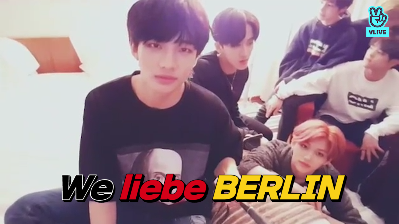 [Stray Kids] 스테이 liebe 스키즈...🇩🇪❤️ (Stray Kids in Berlin!)
