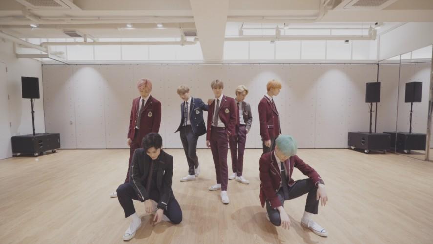 NCT DREAM 엔시티 드림 '1, 2, 3' Dance Practice (교복 ver.)