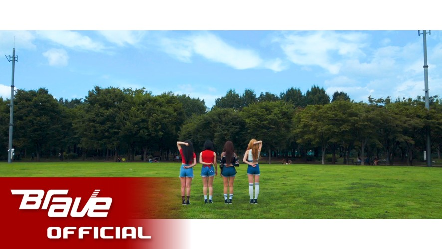 브레이브걸스(Bravegirls) - 롤린(Rollin')(New Version) Choreography Video