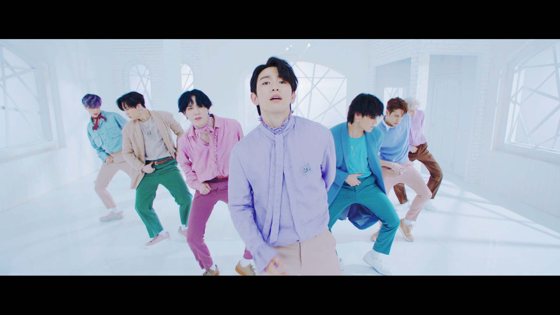 "GOT7(갓세븐) ""Lullaby"" M/V"