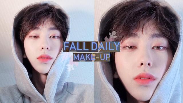 KOREAN STUDENT FALL MAKEUP / JUNE