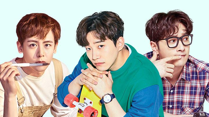 [Full] 2PM X LieV - 2PM 닉쿤 준호 찬성의 눕방라이브!