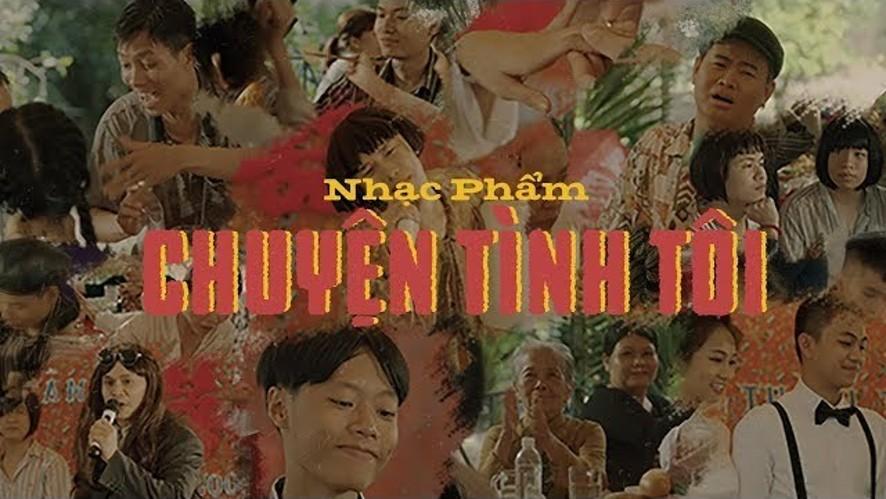 CHUYỆN TÌNH TÔI - Kay Trần x Nguyễn Khoa x Kass (HOMIEBOIZ)