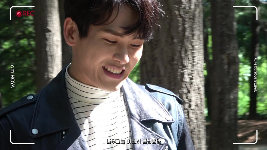 [이호원(HOYA)] I AM HOYA SEASON 2 - #1 'BABY U' MAKING FILM